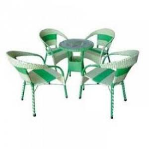 Chuyên sản xuất bàn ghế mây nhựa giá rẻ nhất