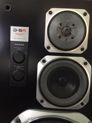 Bán chuyên Ampli Loa Onkyo D-5R hàng nhật về