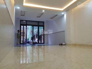 Bán nhà Quận 7 đường Hoàng Quốc Việt DT 4m x 13m, 1 lửng, 3 lầu, 4 PN, sân thượng, giá 5.3 tỷ