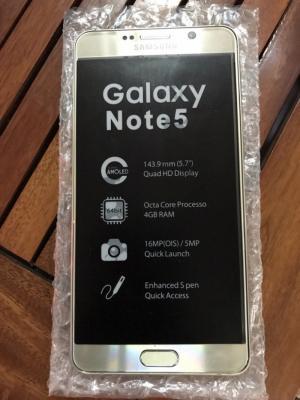 Samsung Galaxy Note 5 32GB máy 98%