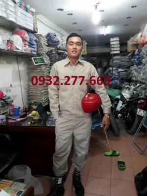 Quần áo đồng phục túi hộp chất liệu pangzim đẹp