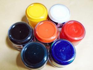 Combo 7 Màu pha nhựa Epoxy Resin