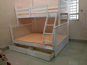 Giường tầng trẻ em giá rẻ K.bed 028