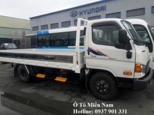 Xe tải Hyundai HD65 tải trọng 2.5 tấn