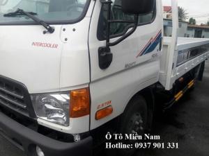 Xe tải Hyundai HD65 tải trọng 2.5 tấn - Hỗ trợ vay ngân hàng lãi suất thấp