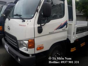 Hyundai HD72 tải trọng 3.5 tấn