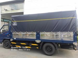 Xe tải Hyundai IZ49 tải trọng 2.5 tấn - Hỗ trợ giao xe từ Nha Trang trở vào Sài Gòn