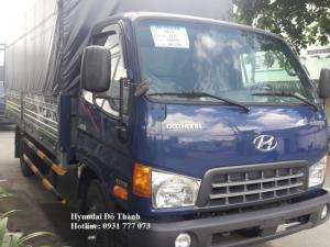 Xe tải Hyundai HD99 tải trọng 6.5 tấn - Hỗ trợ giao xe từ Nha Trang trở vào Sài Gòn