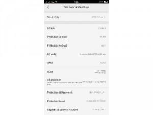 Oppo F3 Plus mìh mới mua dùng đc 2 tháng