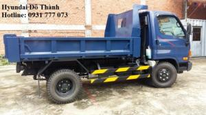 Xe tải 2.5 tấn Hyundai HD65