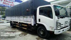Xe tải Isuzu 8.2 tấn, thùng dài 7.1 mét