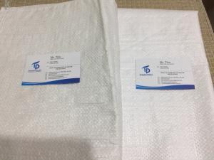 Bao pp đựng gạo xuất khẩu loại 25kg, 40kg, 50kg
