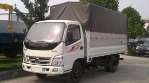 Thaco Ollin 700B tải trọng 7 tấn thùng dài