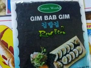 Gim Bab Gim
