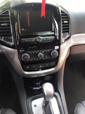 Bán Chevrolet Captiva Revv LTZ 2.4AT màu vàng cát số tự động sản xuất 2017
