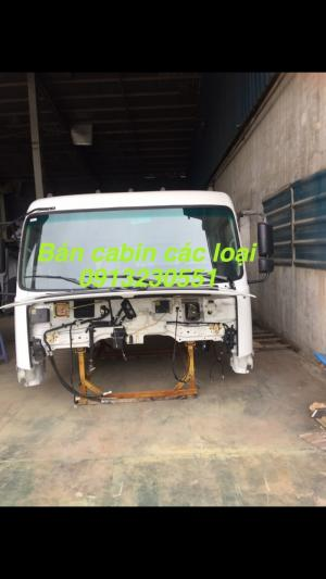 Bán cabin xe tải dongfeng, vinaxuki, thaco, howo, forland, jac, camc, dongfeng, ollin, auman