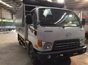 Hyundai HD120S nâng tải 8 tấn ( Thắng Hơi )