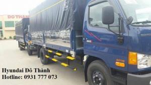 Xe tải HD120s Đô Thành nâng tải  8.5 Tấn, Giao xe ngay