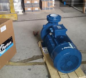 Máy bơm nước Pentax CM50-160a, 7.5kw, 10hp
