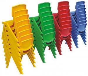 Xưởng chuyên cung cấp ghế nhựa dành cho các bé tại các trường mầm non
