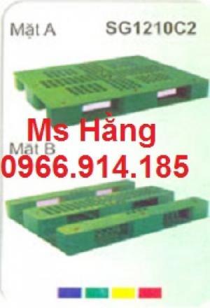 Phân phối số lượng lớn Pallet SG1210C2