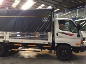 Bán xe HD120s 8 tấn nhập khẩu 3 cục, năm 2017