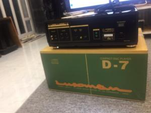 Chuyên Bán CD  Luxman D7 hàng  tuyển