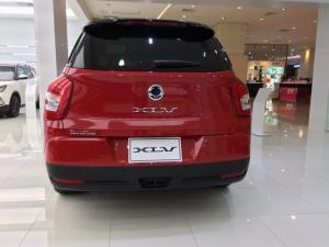 Ssanyong tivoli XLV nhập khẩu nguyên chiếc Hàn Quốc 120 triệu nhận xe