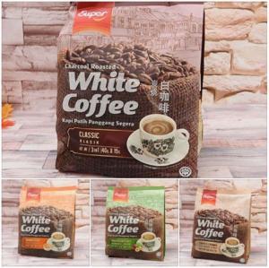 White coffee Super - Combo 16 gói nhỏ 4