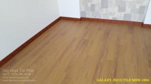 Sàn nhựa, gạch nhựa Galaxy MSW 1004