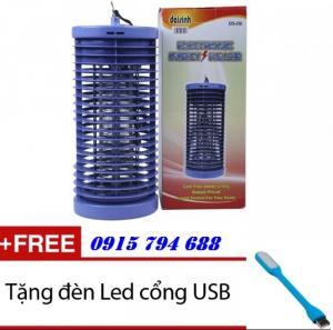 DS-D6, Đèn diệt côn trùng DS-D6 hiệu quả