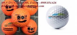 Bóng chơi golf các loại nhiều màu sắc khác nhau