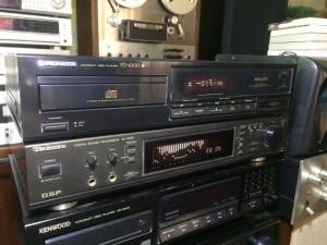 Pioneer CD PD 4300
