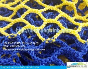 Lưới An Toàn Nhiều Màu Sắc