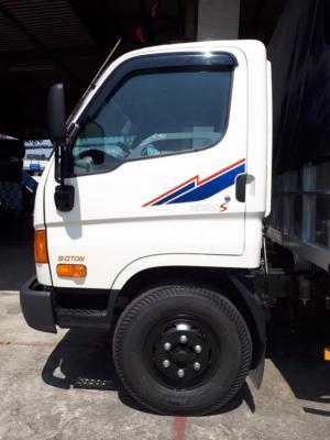 Xe tải 8,5 tấn Hyundai HD120S thùng dài 5m.