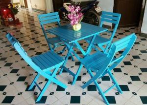 Bộ bàn ghế nhà hàng quán nhậu bán giá tại nơi sản xuất