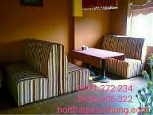 Sofa quán cafe quán ăn cao cap thanh lý