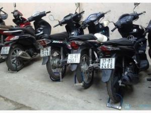 Khóa càng chữ U Yeti, khoá càng xe máy Việt tiệp