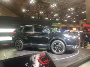 Honda Quảng Bình bán Honda CRV 2018, giao xe sớm nhất Quảng Bình, đặt hàng ngay