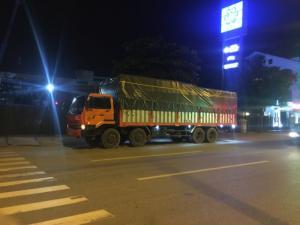 Bán xe tải Samsung 4 chân, 30 tấn