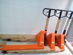 Bán xe nâng tay thấp, thiết bị nâng hạ dùng trong công nghiệp