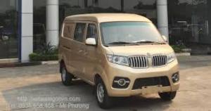 Xe bán tải DONGBEN 5 chỗ 695kg cho vay trả góp