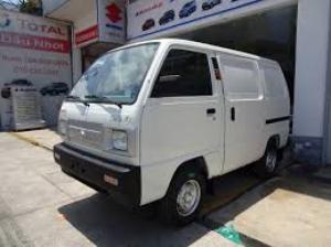 Xe tải nhẹ suzuki_590kg_cho vay trả góp