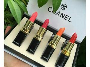 Bộ 4 thỏi son Chanel giá rẻ