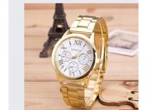 đồng hồ mạ vàng bạc