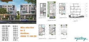 Đất nền dự án Sài Gòn Mystery Villas Quận 2