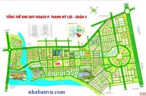 Đất Nền Dự Án Saigon Mystery Villas Hưng Thịnh Quận 2 - Thạnh Mỹ Lợi