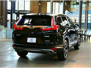 Honda CRV giá rẻ nhất bình dương