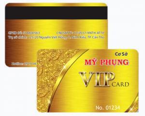 In thẻ khuyến mãi,thẻ vip,thẻ mỏng,thẻ ưu đãi,thẻ mỏng