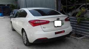 Bán Kia K3 1.6MT 2015 màu trắng xe đẹp